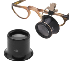 Mono And Binocular Loupes