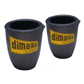 "0114-2 ""Dimaika"" Crucibles For Gas Furnaces"