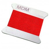 0321Q-1 MDM Red Necklace