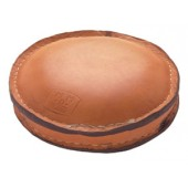 0747 Round Leather Cuschions