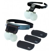 0772 Ultra-Light Loupes Holder Visor