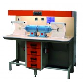Industrial Polishing Bench