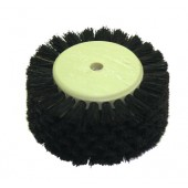 Black Bristle Brush MDM/VI